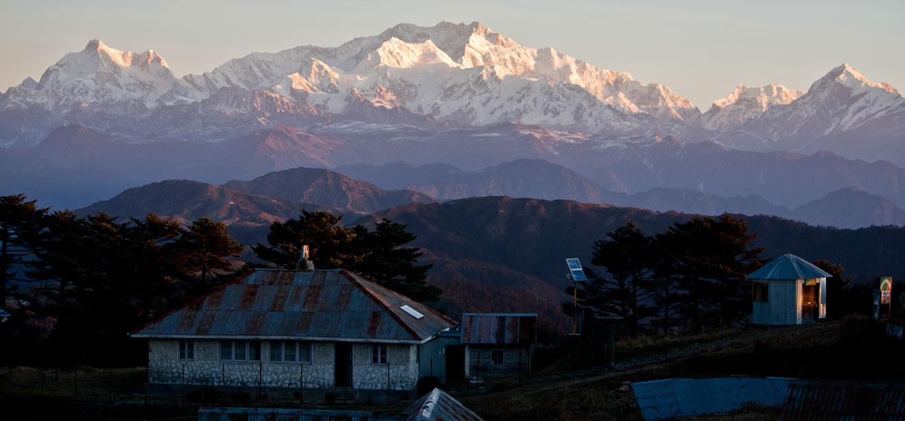 Sandakpur: trekking alternativo en Nepal