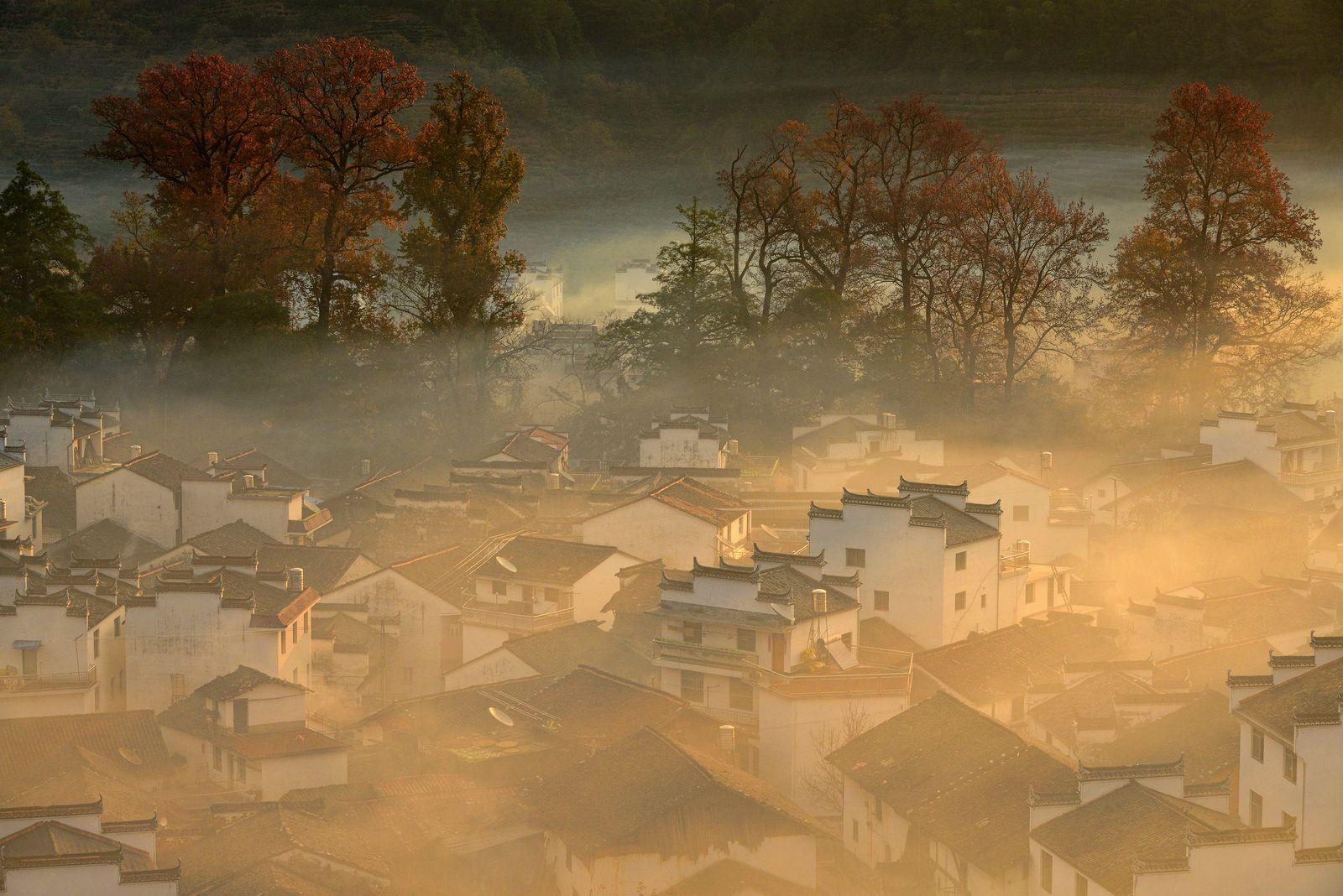 Wuyuan: China rural para un viaje alternativo