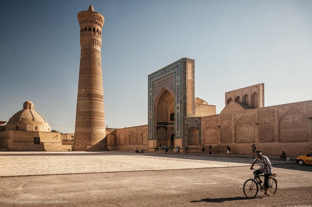 La ciudad oasis de Bukhara, una de las joyas de la Ruta de la Seda en Uzbekistán