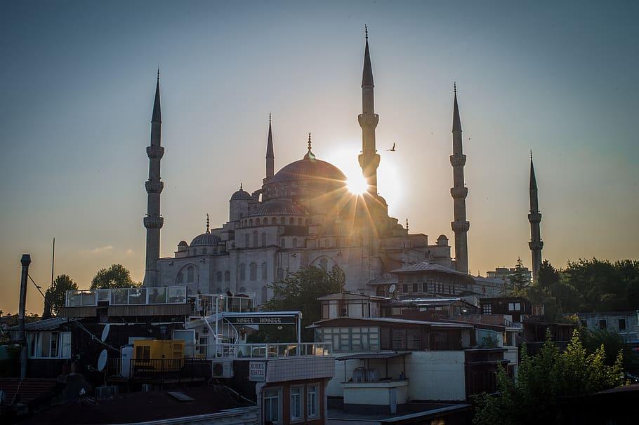 Ciudad de Istanbul, uno de los posibles finales de la ruta de la seda