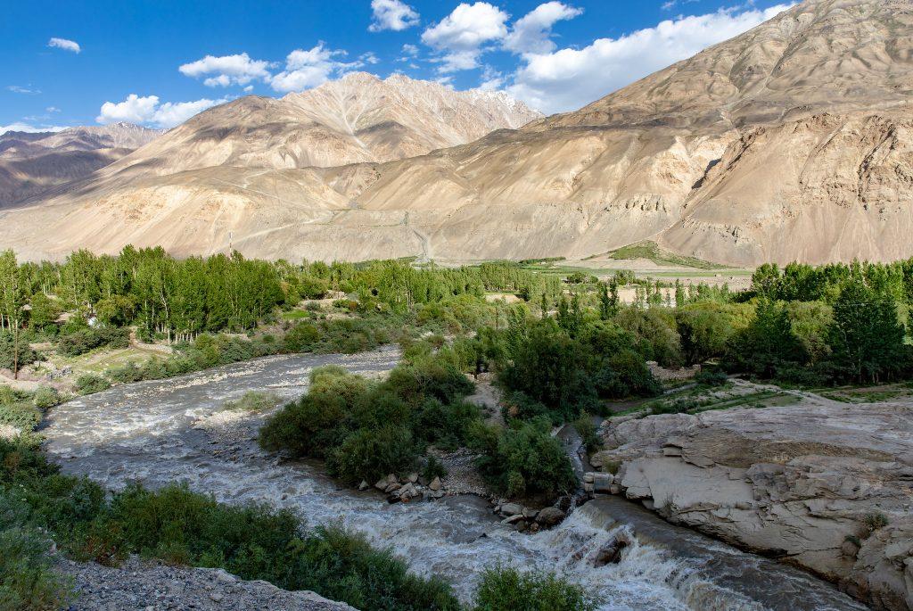 El precioso corredor de Wakhan, una alternativa para las caravanas de la Ruta de la Seda a través de la frontera entre Tayikistán y Afganistán